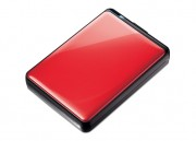 Buffalo MiniStation 500GB USB 3.0 Red